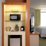 Guestroom Amenity at the SpringHill Suites by Marriott Lake Charles
