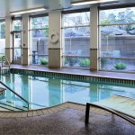 Indoor Pool at the SpringHill Suites by Marriott Lake Charles