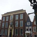 voorgevel;Japanmuseum Sieboldhuis ;Rapenburg;Leiden