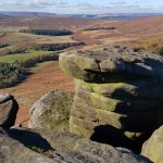 Photo of Stanage Edge