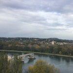 View of bridge.