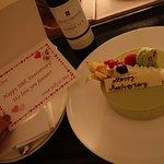 Special arrangement for celebration