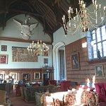 The stunning great hall