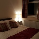 Rooms with views of the tees valley and beyond from the front and views of the hills from the re