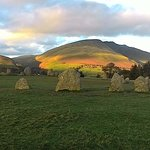 Castlerigg Stone Circle up Eleventrees Road