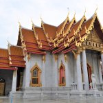 Photo of Wat Benchamabophit (The Marble Temple)