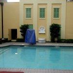 Swimming Pool,  Hampton Inn Convention Center, New Orleans, LA