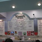 Mitchell's Menu