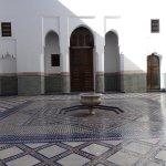 The Madrassa in Marrakesh