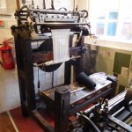 Narrow Frame Knitting Machine