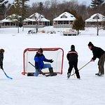Ice hockey - a national sport!