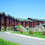 Glacier Canyon Lodge at Wilderness Resort