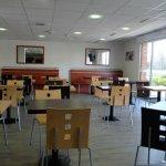 Salle des petits déjeuners ou des collations