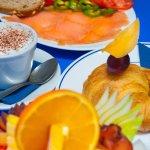 un desayuno de ensueño