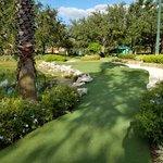 Disney's Fantasia Gardens Miniature Golf Course Photo