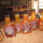 Five Different BBQ Sauces