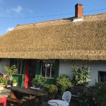 Nice to see the roof re thatched it looks wel