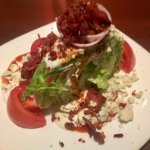 A perfect wedge salad
