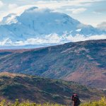 Denali from Quigley Ridge