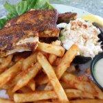 Fish (mahi mahi) & chips