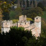 Dunster Castle 15 min drive from hotel
