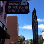 Ghosts In The Attic AntiqueMall