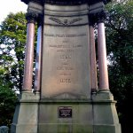 Samuel Morse's grave