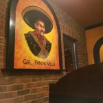 While there google Pancho Villa, learn about his connection to chewing gum etc.
