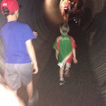 Lockport Cave and Underground Boat Ride Foto