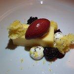 Lemon Custard dessert