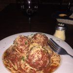 Tony Soprano Spaghetti and Meatballs
