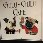 the owners' two pugs memorialized