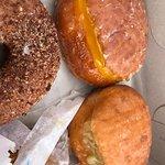 Donut Man Foto
