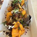 Roast Pumpkin and Feta