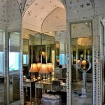 Private dressing room -- inspired by visite to the Taj Mahal