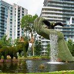 MOSAÏCANADA 150/Gatineau 2017. Jacques-Cartier Park, Gatineau, Quebec.