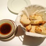 Turkish pita with Sun Dried Tomato & Herb Dipping Oil