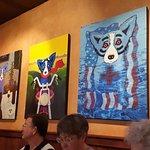 Blue Dogs everywhere,....