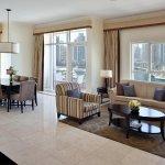 Foto de Dubai Marriott Harbour Hotel & Suites