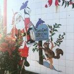Casa do Papai Noel!