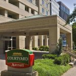 Courtyard Arlington Rosslyn Foto