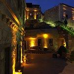 Hotel Vineyard at Night