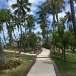 Never more than a 3 minute leisurely walk to the rest of the resort!