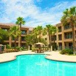 Courtyard Palm Desert Foto
