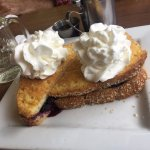 Berry french toast special