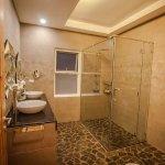 1st Bath and Toilet of Premium Villa