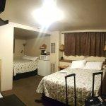 Photo de Honey Bear Lodge & Cabins
