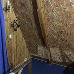 Interior cabaña 8 pax