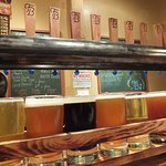 Get a beer flight, then a pint of your fave!