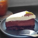 Chocolate mousse pie......